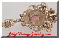 Vintage Sarah COVENTRY Contessa faux Opal RS Brooch
